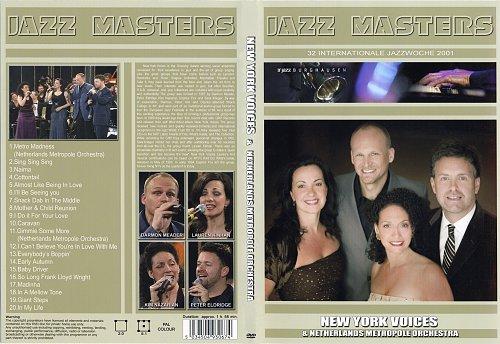 New York Voices - Jazzwoche (2001)