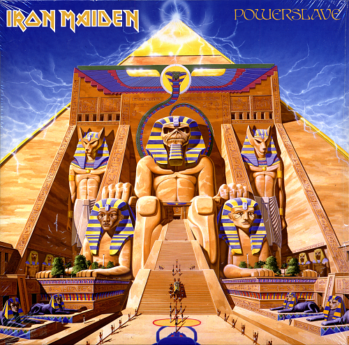 Iron Maiden - Powerslave (1984/2014)