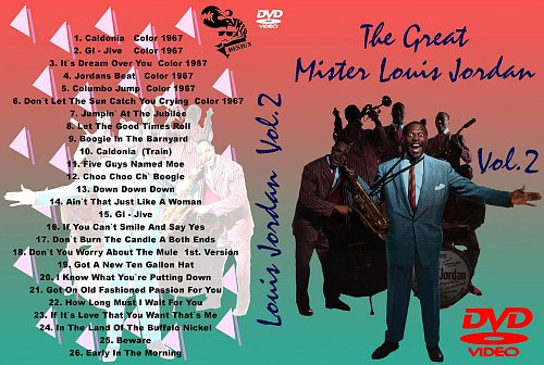 Louis Jordan - The Great Mister (2014)