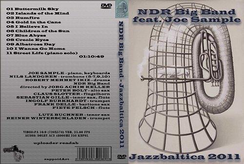 NDR Big Band - Jazzbaltica (2011)