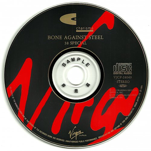 38 Special - Bone Against Steel (1991)