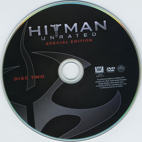 Хитмэн / Hitman (2007)