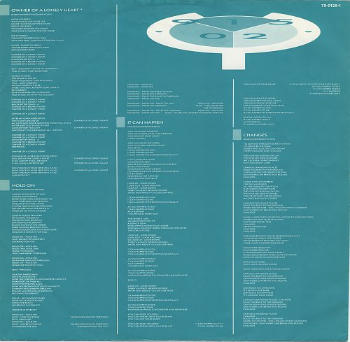 Yes – 90125 (1983)