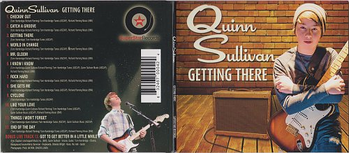 Quinn Sullivan - Getting There (2013)