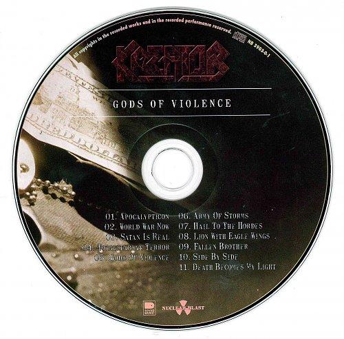 Kreator - Gods Of Violence (2017)