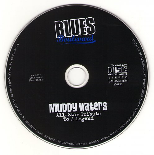 VA - Muddy Waters. All Star Tribute To A Legend (2011)