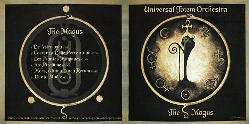 Universal Totem Orchestra - The Magus (2008)