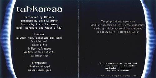 Haikara - Tuhkamaa (2001)