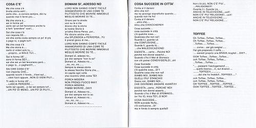 Vasco Rossi - Cosa Succede In Citta (1985)
