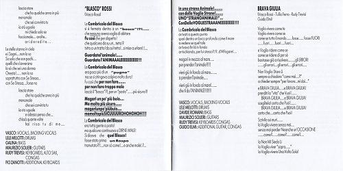 Vasco Rossi - C'e' Chi Dice No (1987)