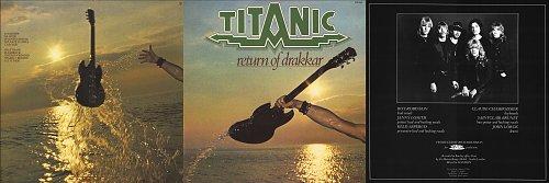 Titanic - Return Of Drakkar (1977)