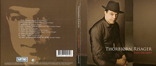 Thorbjorn Risager - From The Heart (2006)