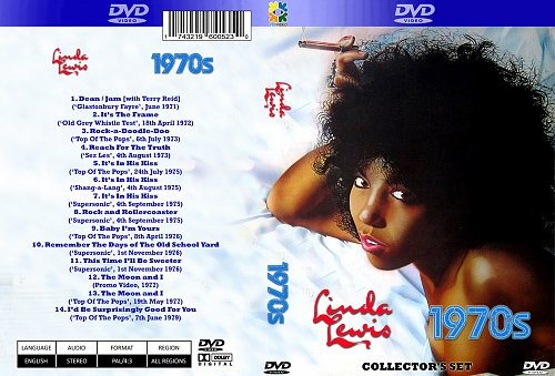 Linda Lewis - 70's Collectors Set (2014)