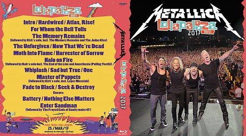 Metallica - Lollapalooza Brasil (2017)
