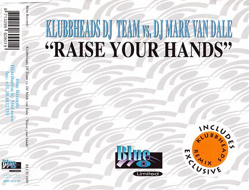 Klubbheads - Raise Your Hands (1998)