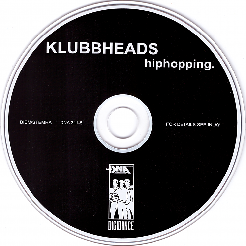 Klubbheads - Hiphopping (2001)