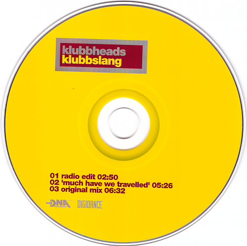 Klubbheads - Klubbslang (2003)