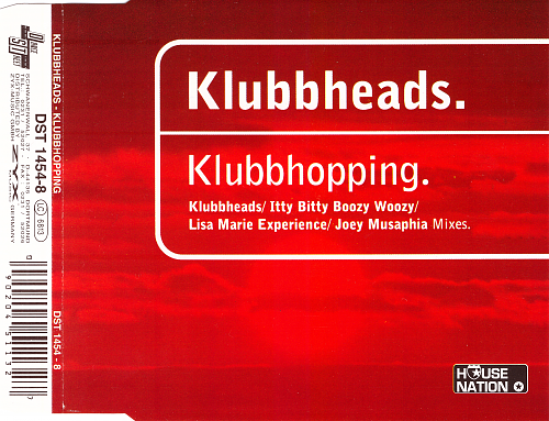 Klubbheads - Klubbhopping (1996)