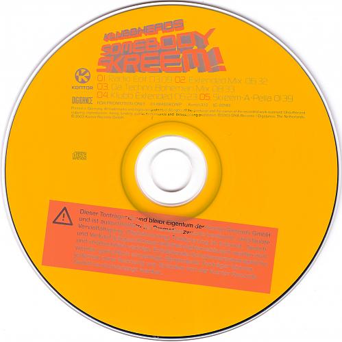 Klubbheads - Somebody Skreem! (2003)
