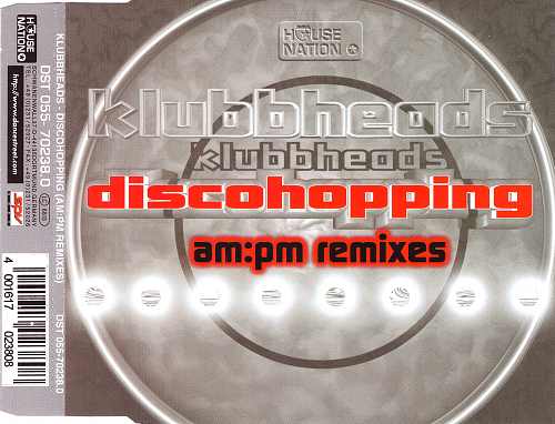 Klubbheads - Discohopping (1997)