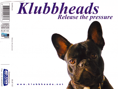 Klubbheads - Release The Pressure (1999)