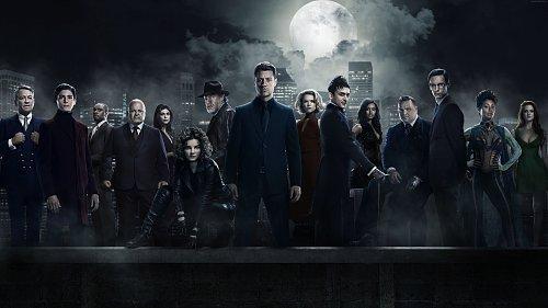 Готэм / Gotham (2014-...)
