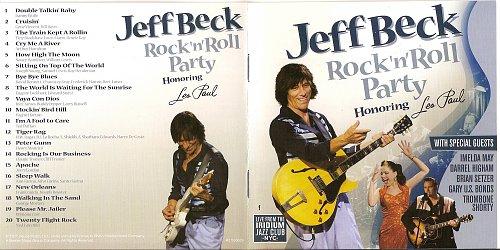 Jeff Beck - Rock 'N' Roll Party (Honoring Les Paul) (2011)