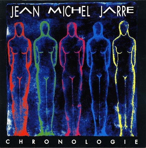 JEAN-MICHEL JARRE - Chronologie (1993)