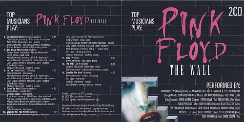 VA - Top Musicians Play Pink Floyd The Wall (2007)