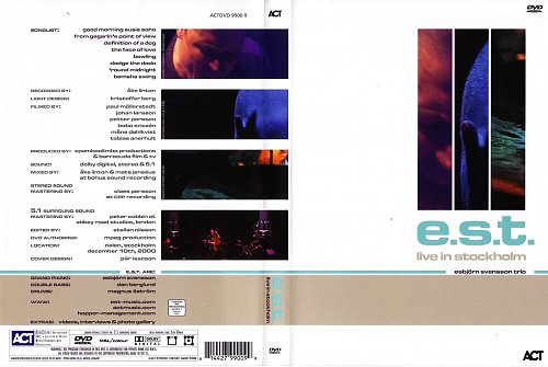 Esbjorn Svensson Trio - Live in Stockholm (2003)