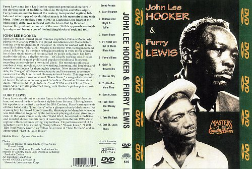 John Lee Hooker & Furry Lewis - Masters of the Country Blues (2002)
