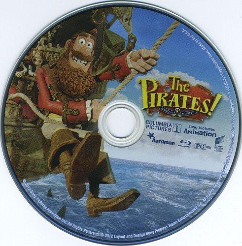 Пираты! Банда неудачников / The Pirates! In an Adventure with Scientists! (2012)