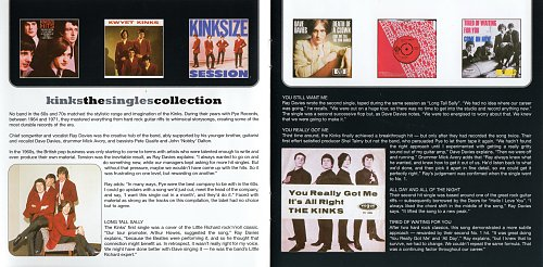Kinks, The - The Singles Collection (1997)