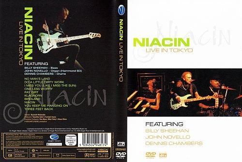 Niacin - Live In Tokyo (2005)