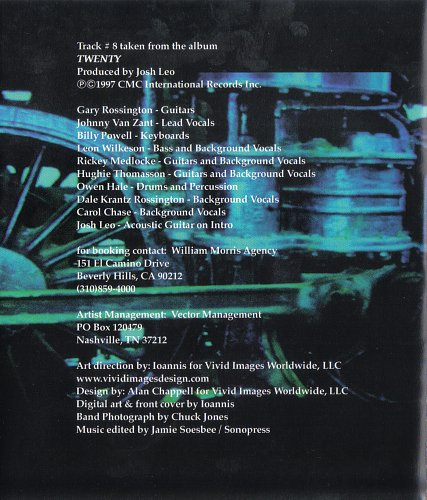 Lynyrd Skynyrd - Then and Now (2000, DVD-Audio)