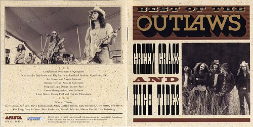 Outlaws, The - Best Of The Outlaws...Green Grass And High Tides (1996)