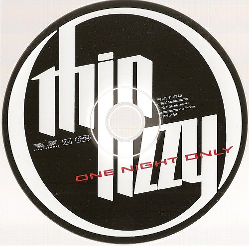 Thin Lizzy - One Night Only (2000)