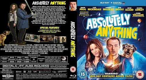 Всё могу / Absolutely Anything (2015)