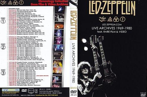 Led Zeppelin - Live Archives (2010)