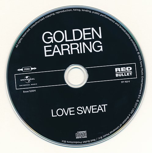 Golden Earring - Love Sweat (1995)