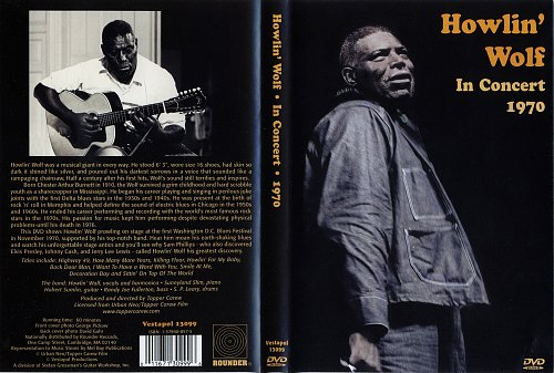 Howlin Wolf - In Concert (1970)