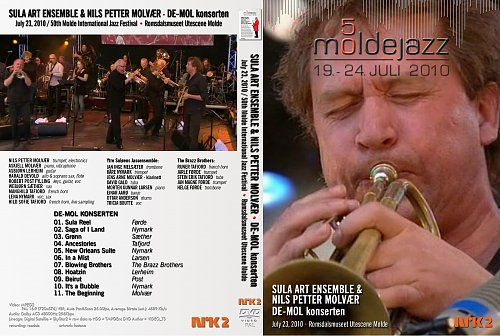 Nils Petter Molvaer - Molde Jazz Festival (2010)