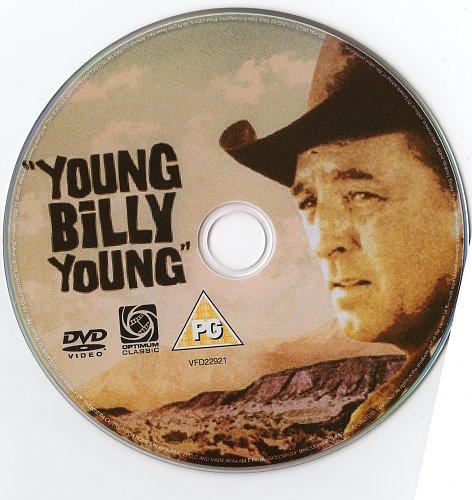 Юный-юный Билли / Young Billy Young (1969)