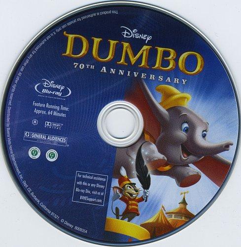 Дамбо / Dumbo (1941)
