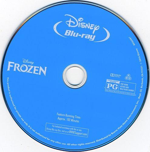 Холодное сердце / Frozen (2013)