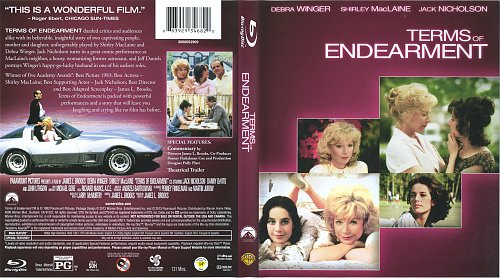 Язык нежности / Terms of Endearment (1983)