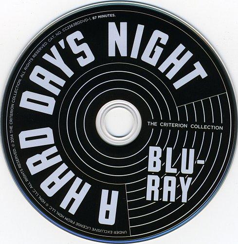 The Beatles: Вечер трудного дня / A Hard Day's Night (1964)
