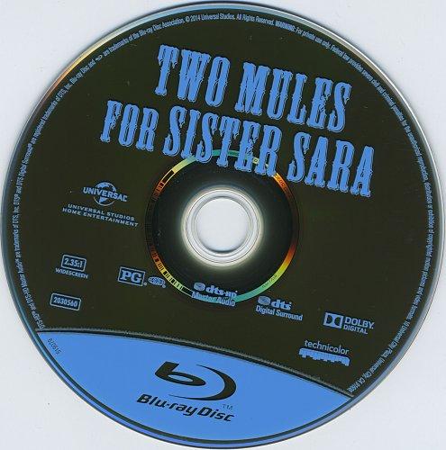 Два мула для сестры Сары / Two Mules for Sister Sara (1969)