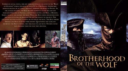Братство Bолка / Le Pacte Des Loups / Brotherhood Of The Wolf (2001)
