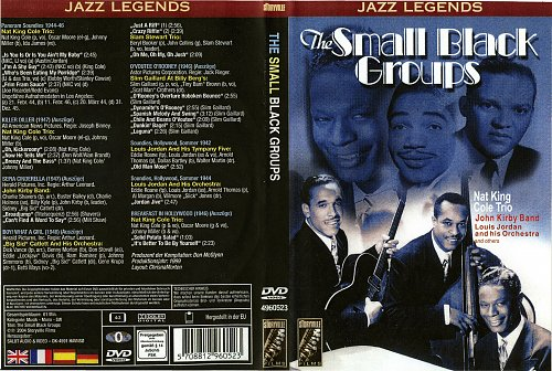Small Black Groups - Jazz Legends (2004)